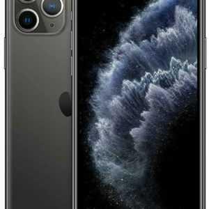 Apple iPhone 11 Pro Max - 64GB - Space Grau (Ohne Simlock) - NEU OVP
