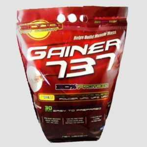 GAINER 737, 3kg 3000g Neu Whey Protein Complex Mass Gainer Glutamin Muskelaufbau