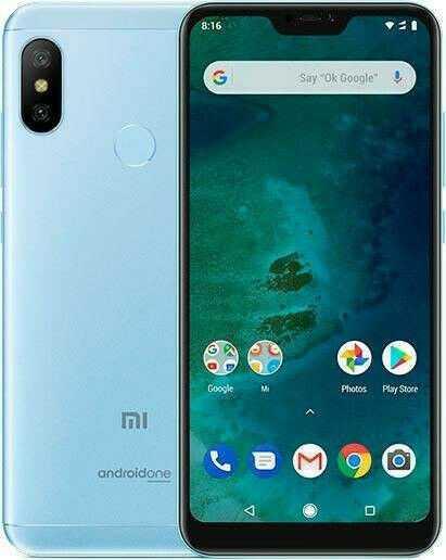 Xiaomi Mi A2 Lite Dual-SIM