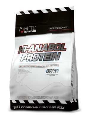 HiTec Nutrition- Hi Anabol Protein-1000g- Whey Isolat- Whey Konzentrat-SPI- BCAA