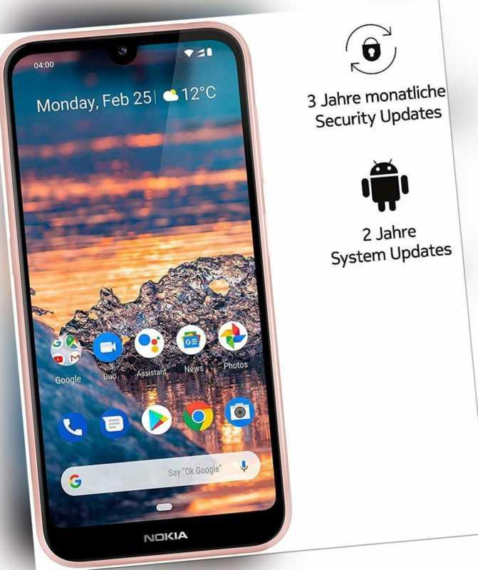 Nokia 4.2 Dual sim pink sand 16GB 2GB RAM Dual SIM...