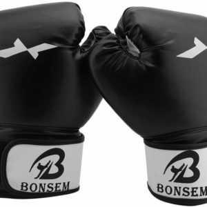 Boxen Fitness Handschuhe Herren Damen Training Boxsack Sparring Muay Thai Kampf