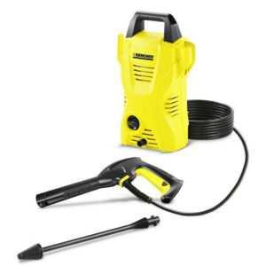 Kärcher K2 Basic Hochdruckreiniger 1400 Watt Dampfstrahler 110 Bar Reiniger K2