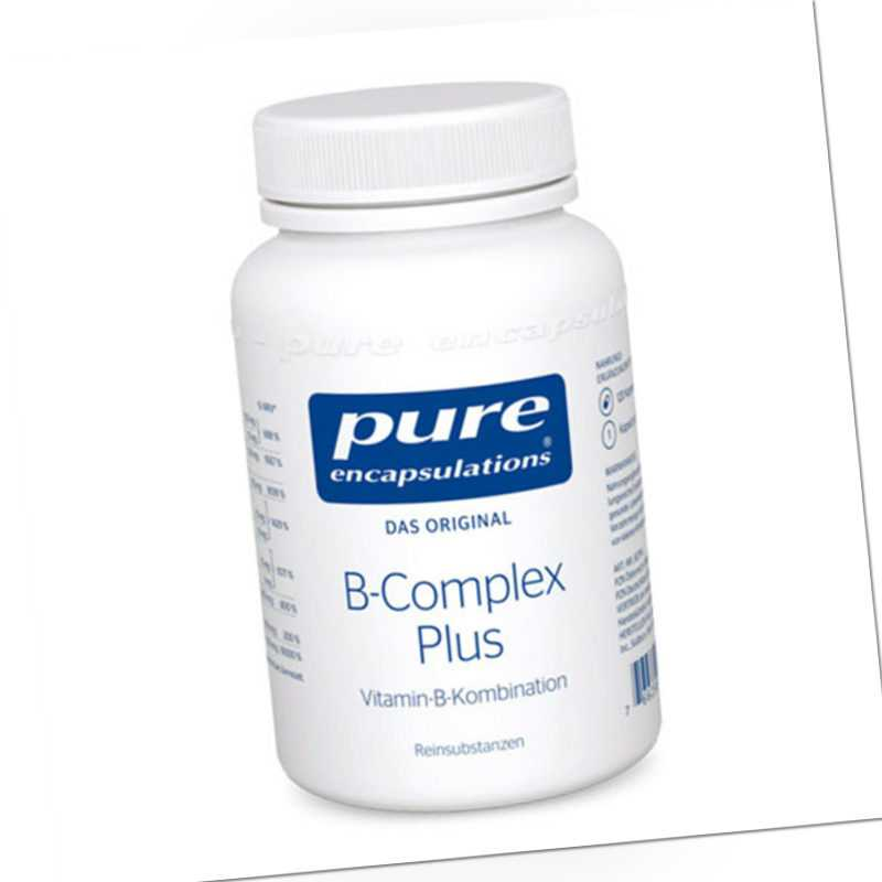 PURE ENCAP B COMPLEX PLUS Kapseln 120 Stück PZN:06552232