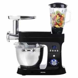 Petra Electric Küchenmaschine mit Kochfunktion Multi MK 12.07 5,5L...