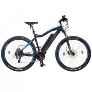 "NCM Moscow Plus 48V 29"" E-MTB Mountainbike E-Bike 16Ah 768Wh Panasonic schwarz"