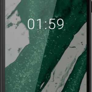 Nokia 1 Plus 8GB Single Sim Schwarz