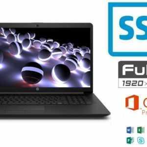"""NOTEBOOK HP 17-CA - BIS 2000GB SSD 16GB RAM - WINDOWS 10 - 17.3"""" FULL HD MATT"""