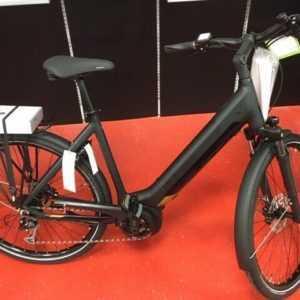 E-Bike SCOTT Tour 30 SUB e RIDE RH L Tiefeinsteiger schwarz-matt reduziert !