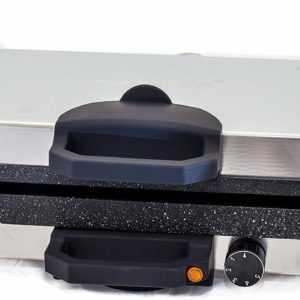 Roland Multigrill Kontaktgrill Elektrogrill Toaster Granit...