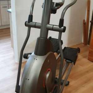 Horizon Elliptical Elite E4000 Fitnesstrainer, Crosstrainer