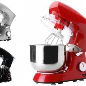 Küchenmaschine Knet Rühr Teig Maschine Teigkneter Gerät  Stand...