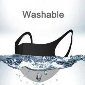 Waschbar Staubmaske Atemschutz Gesichtsmaske Mundschutz Wiederverwendbar 1/3/5x