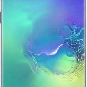 Samsung Galaxy S10 Duos G973F/DS 128GB grün - TOP ZUSTAND - VOM...