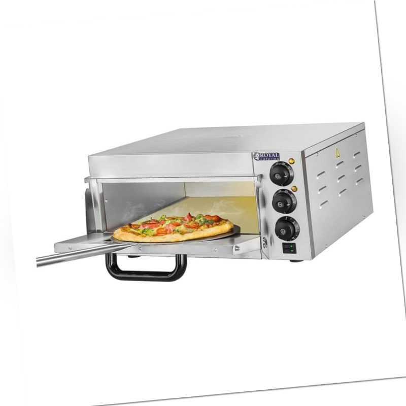 Pizzaofen Pizza Backofen Pizzabackofen Flammkuchen Gastro Royal...
