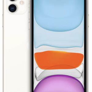 Apple iPhone 11 - 128GB - Weiß (Ohne Simlock) NEU OVP MWM22ZD/A EU