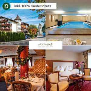 5 Tage Urlaub im Alpin Vital Hotel Fichtenhof in Meransen mit Halbpension