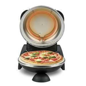 Pizzamaker Pizzaofen Express G3-Ferrari Italy Pizza in 3 min...