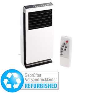 Klima-Geräte: Verdunstungs-Luftkühler mit Ionisator, 65 Watt (Versandrückläufer)