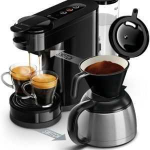Philips Senseo Switch Kaffeepadmaschine Padmaschine Kaffeemaschine...