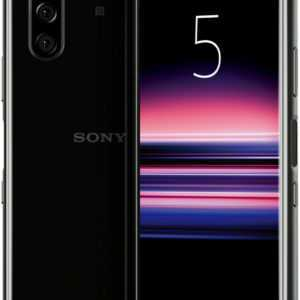Sony Xperia 5 Single SIM Schwarz