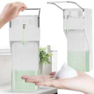 Hand Desinfektionsmittelspender Desinfektions Hygiene Spender Wandmontage 1000ml