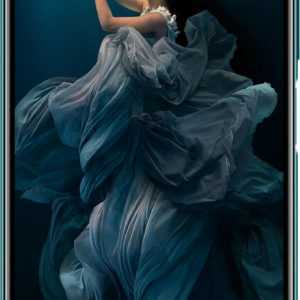 Honor 20 Pro Phantom Blue 8 256 GB Smartphone ohne Vertrag - Wie neu OVP