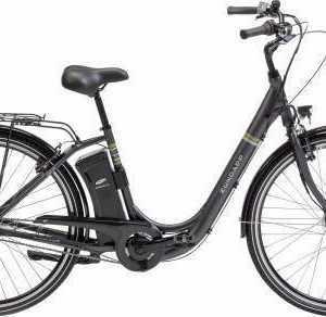 "Zündapp E-Bike Alu-City Green 2.0 | 26"" | 250 W | Vorderradmotor | 24 V | blau"