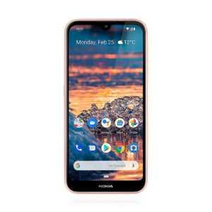 Nokia 4.2 Dual Sim 32GB rosa WIE NEU MwSt nicht ausweisbar