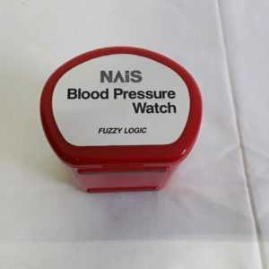 Blutdruckmessgerät Nais Bloody Pressure Watch EW 272 Handgelenk Fuzzy Logic