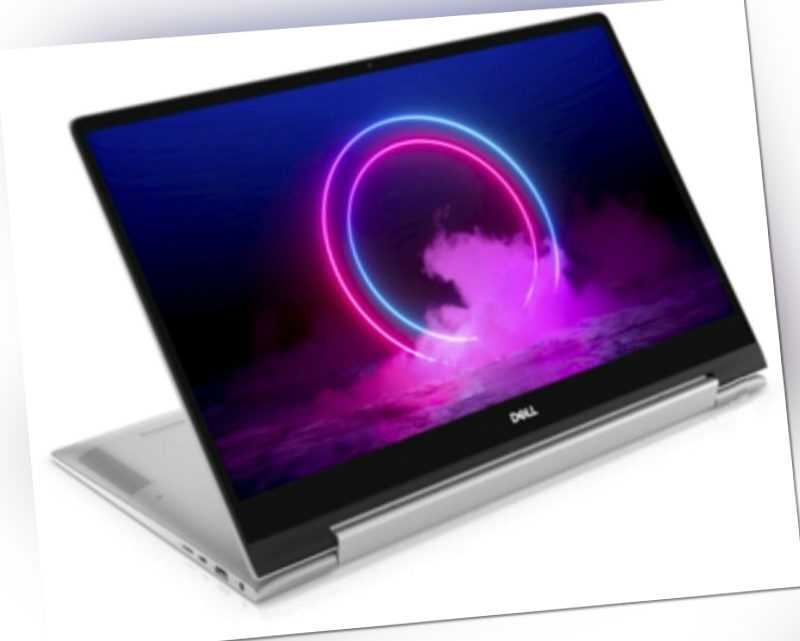 DELL Convertible Notebook Tablet Inspiron 17 Zoll FullHD Touch Display i7 SSD