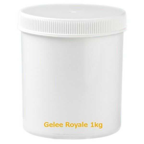 Gelee Royal pur (1kg) - geprüfte Qualität Gelèe Royale