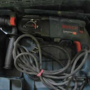 Bosch Professional Bohrhammer GBH 2-26 F Rechnung Y05614