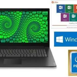"""NOTEBOOK LENOVO V340-17IWL - BIS 2000GB HDD - WINDOWS 10 PRO - 17.3"""" TFT MATT"""
