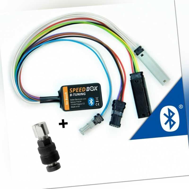 """SpeedBox """"B-TUNING"""" für Bosch Active Performance CX - E Bike Tuning Chip"""