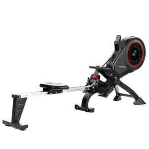 Rudergerät Magnetic Rower AsVIVA RA14 Heimtrainer Fitness-Gerät