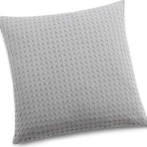 Biederlack Kissenhülle Sage Tones   Pillow grey - 50 x 50