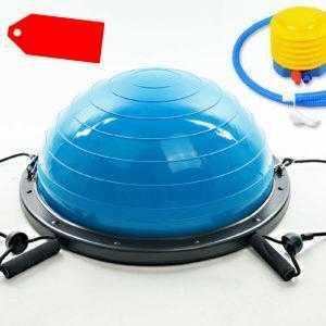 Balanceball Gymnastikball Fitnessball Balanceboard Fitnessbänder Balancatrainer