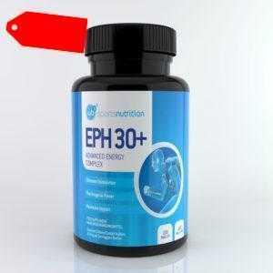 WBP Eph30+ Appetitzügler Abnehmen Energieanstieg Schlank Diät Pillen Tabletten