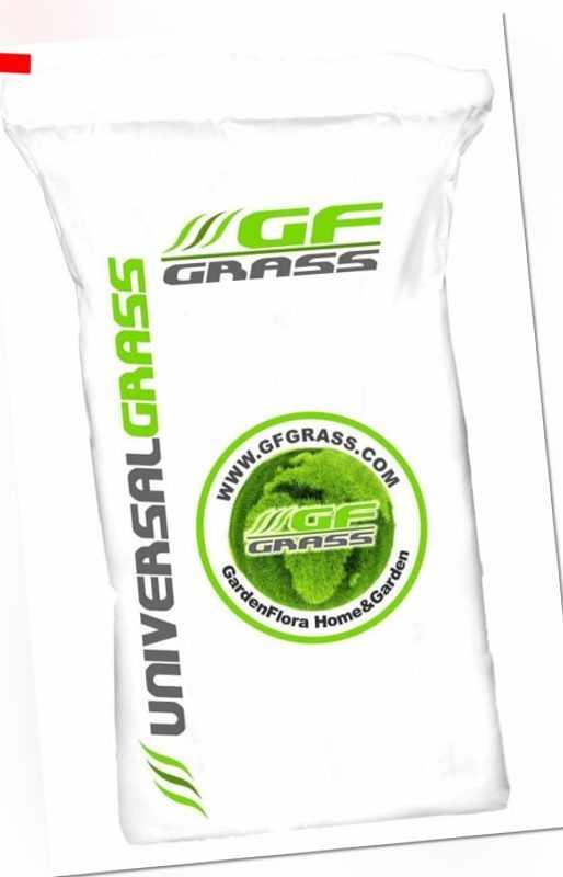 Hochwertige Rasensamen GF Universal Grass Grassamen Rasen TOP-Qualität Rasensaat