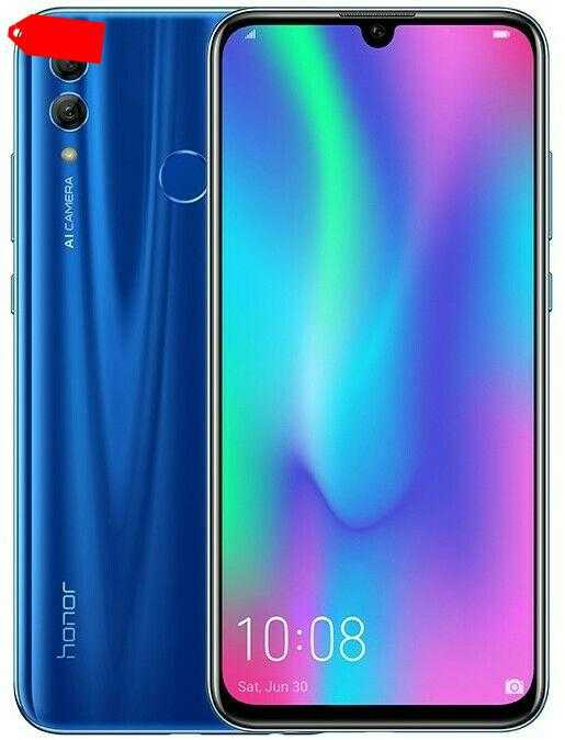 Honor 10 Lite 64GB Dual Sim Sapphire Blue
