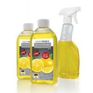 Reinigungsmittel Haushaltsreiniger Universalreiniger Reiniger Set Zitrone