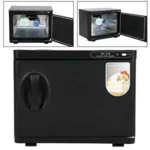 2 in 1 UV Sterilisator Heizcontainer Desinfektion 200W 23L for Handtuch 80±10℃
