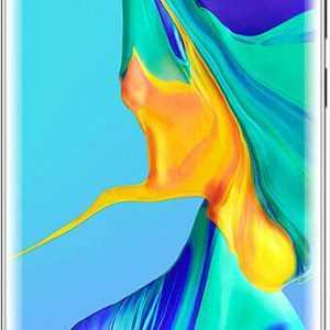 Huawei P30 PRO 256GB+8GB RAM 6.47' NUOVO Dual Sim Smartphone Nero