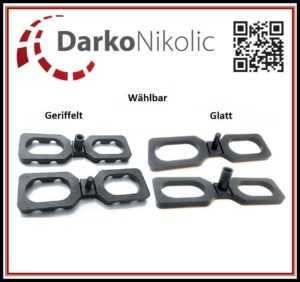 100 - 4000 Stück Abstandhalter 4 mm - 7 mm für Terrassendielen Distanzhalter