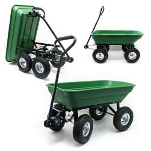 Gartenwagen mit Kippfunktion Bollerwagen Handwagen verschiedene Ausführungen