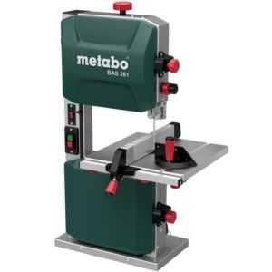 Metabo Bandsäge BAS 261 Precision 400W Nachfolger BAS 260 Swift 0090025100