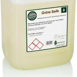 Schmierseife flüssig Grüne Seife Bodenreiniger Wischpflege 10 L Gloyers Original