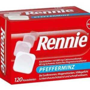 Rennie Kautabletten 120 St PZN: 1459634