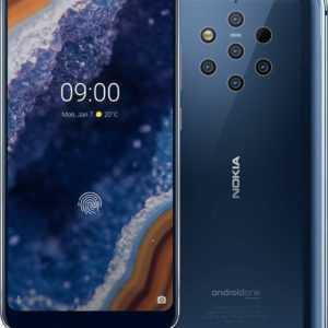 Nokia 9 PureView Dual SIM Blau, TOP Zustand